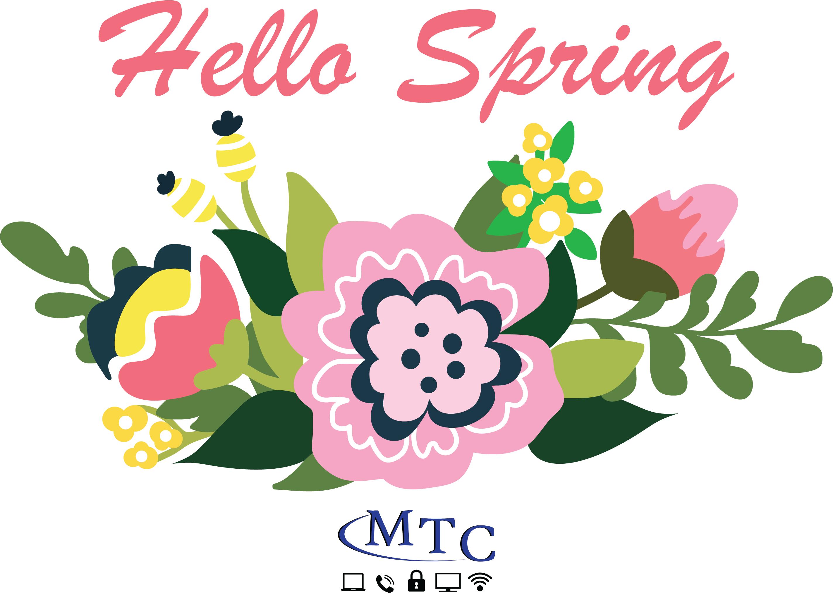 April Spring Website